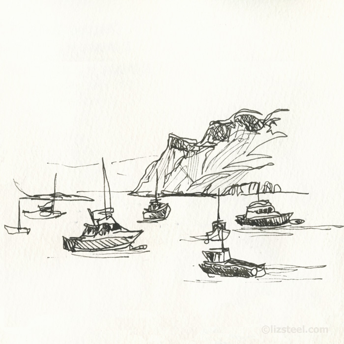 SImple-sketch-portree-LizSteel