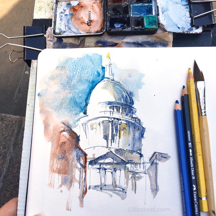 St-Pauls-dome